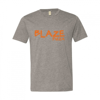 Alternative Apparel Men's Basic Crew - Blaze